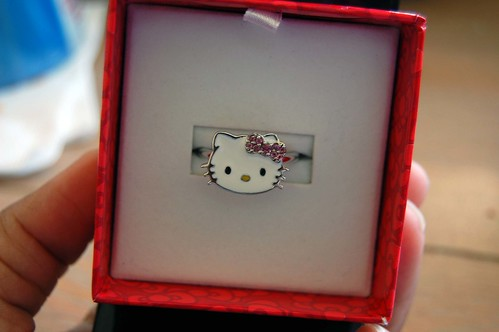it's hello kitty in a box! more info