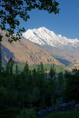 Karimabad, Hunza (_skynet) Tags: morning pakistan summer mountain snow mountains sunrise trekking landscape hiking backpacking frame karakoram traveling northern hunza karimabad hdr karakoramhighway bluelist northernareasofpakistan nagyr northernareaofpakistan fotocompetition fotocompetitionbronze karakorampakistan