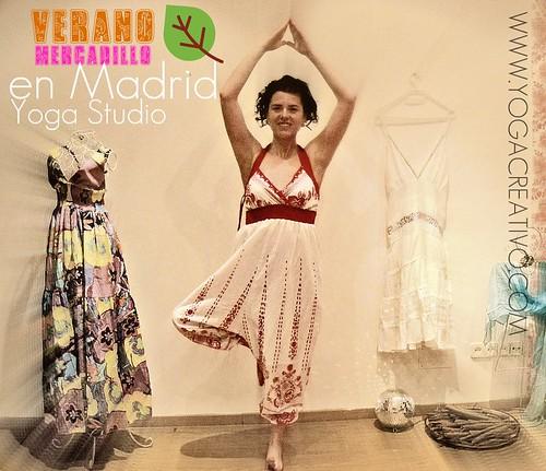 Mercadillo Madrid Yoga Chamartin
