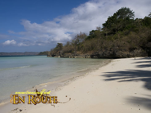 Inasakan Beach Powder White