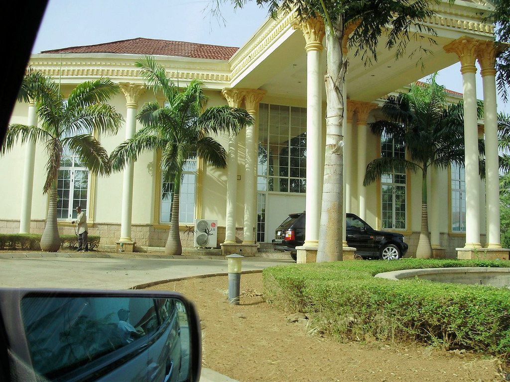 Mansions In Nigeria