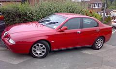 02062009_1_Alfa Romeo 166 Super Lusso 3.0 24v (TariqueChowdhury) Tags: 30 alfa romeo v6 166 24v superlusso
