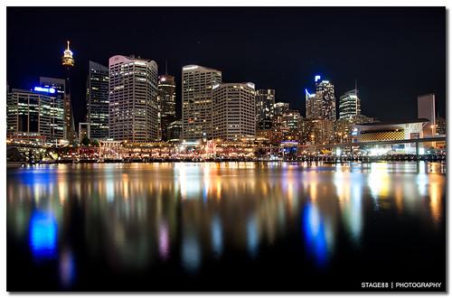 Sydney Darling Harbour - Sam Ilic - STAGE88