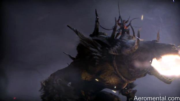 Dante's Inferno monstruo