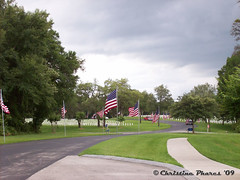 Memorial Day Weekend at Florida National Cemetery