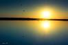Atardecer en las salinas de Huelva (isant) Tags: españa sol atardecer agua huelva salinas d40 isant