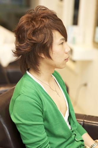 【男生髮型】不一樣的型男造型
