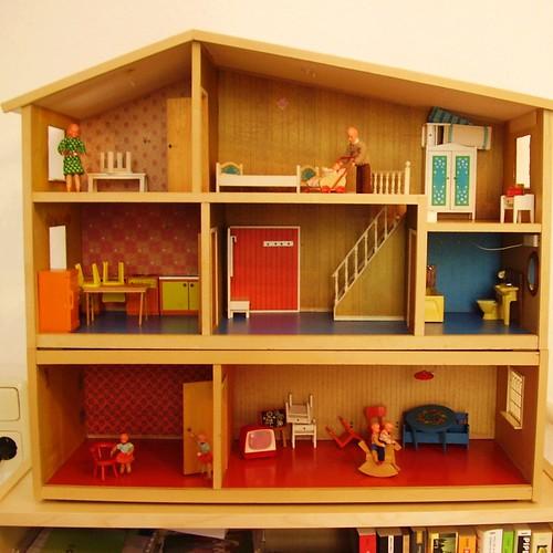 Lundby Puppenhaus - dollhouse