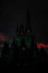 Castle (noamgalai) Tags: castle dark photo orlando scary picture kingdom disney photograph    noamg mension noamgalai