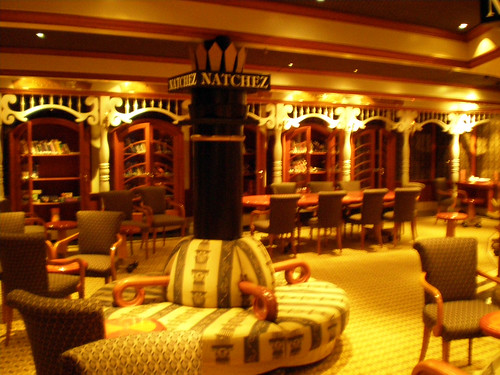 Carnival Elation - Mark Twain Library