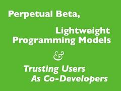 New Development Models