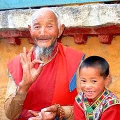 Tibet family (Ginas Pics) Tags: china family portrait people woman man rural religious asia child god religion tibet holy sacred gods spiritual dalailama travelphotography ginaspics lifeintibet    holypics tz5  100commentgroup oltusfotos          tibet