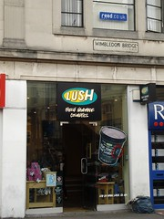 Picture of Lush, Wimbledon