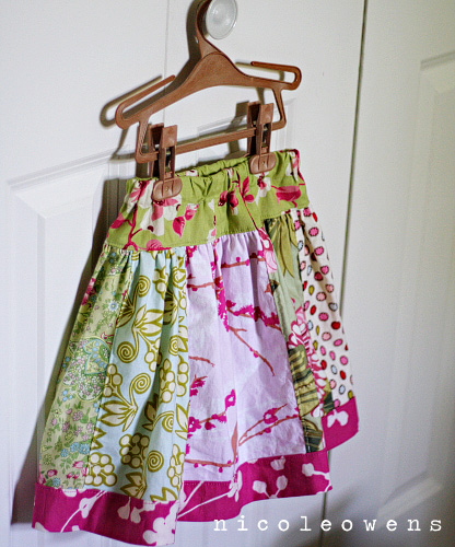 springish skirt for elle