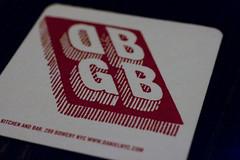 DBGB Coaster