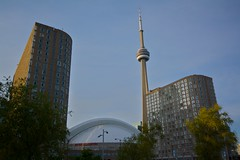 (scwleung) Tags: toronto dusk wide harbourfront harborfront canonxs