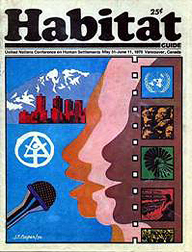 Habitat 1976, UN conference on housing, Vancouver