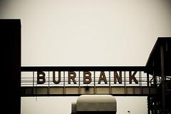 Burbank (dogwelder) Tags: california sign word letters burbank title zurbulon6 waterandpower zurbulon
