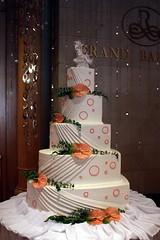 Renaissance Kuala Lumpur Hotel The Wedding Extravaganza 2009 Wedding Cake
