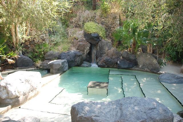 Maya pool