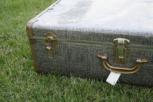 old tin suitcase 1