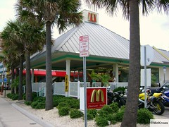 McDonald's Clearwater Beach 347 South Gulfview Boulevard (USA)