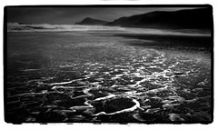 La playa de Ponzos (Jorge Meis) Tags: sea bw espaa beach mar spain playa bn galicia cobas