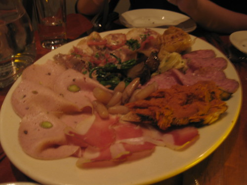 Incanto in San Francisco - Antipasto Platter