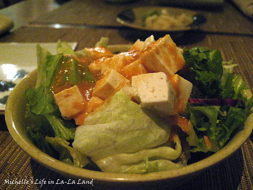 Sushi Sankai- Side Salad