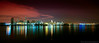 Liverpool City Panorama (Lee Carus) Tags: uk light panorama reflection skyline liverpool pano sony alpha mersey a900