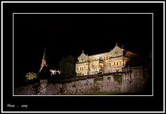 comillas2009-08-13. 01 (PHENIX.) Tags: luces nikon nikond50 nocturnas cantabria comillas palacios palaciodesobrellano phenixcantabria