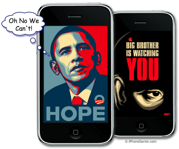 Shepard Fairey iPhone App