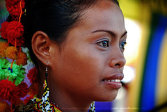 Eternity Eyes (maraculio) Tags: portrait series tribe davaocity dabaw maraculio kadayawanfestival2009 eternityeyes