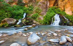 Big Springs of Zion