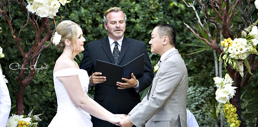 Marvimon House wedding Ceremony Vows