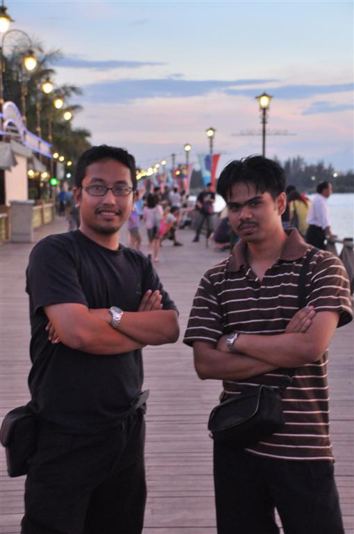 Dengan Muhammad