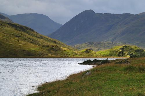 Loch Beannacharain © Steven F Watson 2009