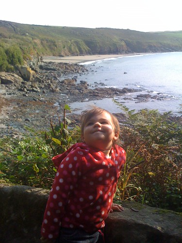 Ruby Rose, Prussia Cove and Kenneggy Sands