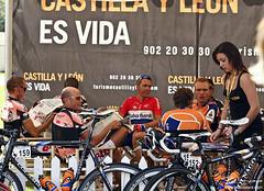 Vuelta a Espaa (B.Seara) Tags: travel viaje espaa sport tour bicicleta galicia galiza ciclismo ciclista deporte vuelta giro ourense allariz reportaje brais braisseara