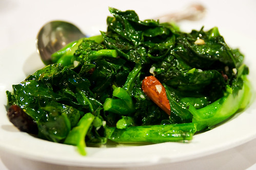 Sauteed Spicy Chinese Broccoli
