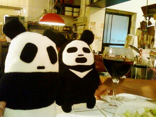 Masi Bear & Panda~da~