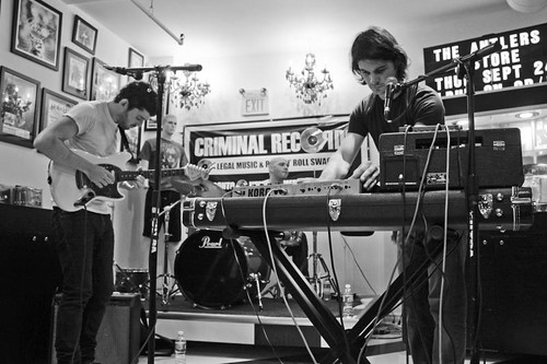 The Antlers—September 24, 2009 @ Criminal Records