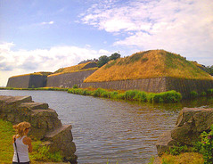Fästningen i Varberg
