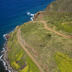 A drive with great views along the West Maui mountains.