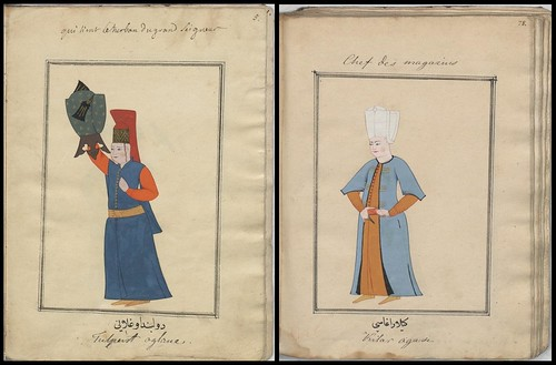 Turkish Costumes c