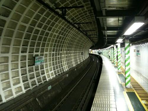 地下鉄千代田線国会議事堂前駅