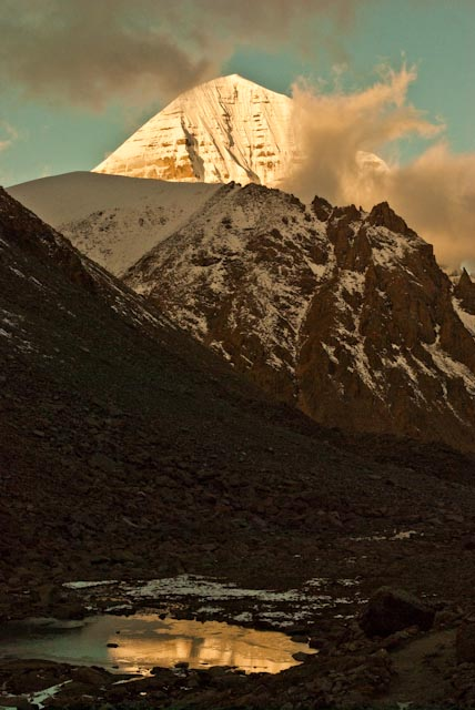 Made in the Universe .Тибет,Kailash mountain.The place of gods.Tibet
