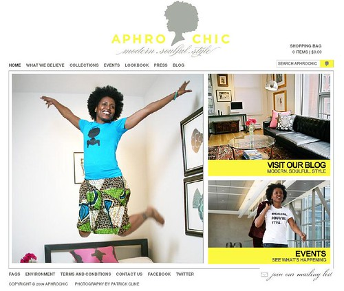 aphrochicshop website