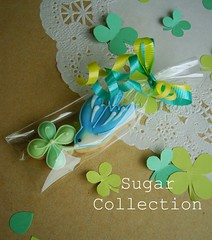 blue bird 3 (JILL's Sugar Collection) Tags: cookies foods decoration sugar icing piping picnik foodcolor royalicing sugarcraft