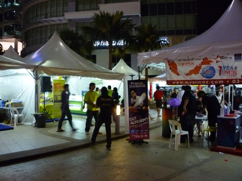 Xtreme IT & Mobile Fair @ Jaya One, PJ